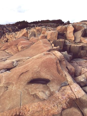 Rock - Object Rock Formation Outdoors Beauty In Nature