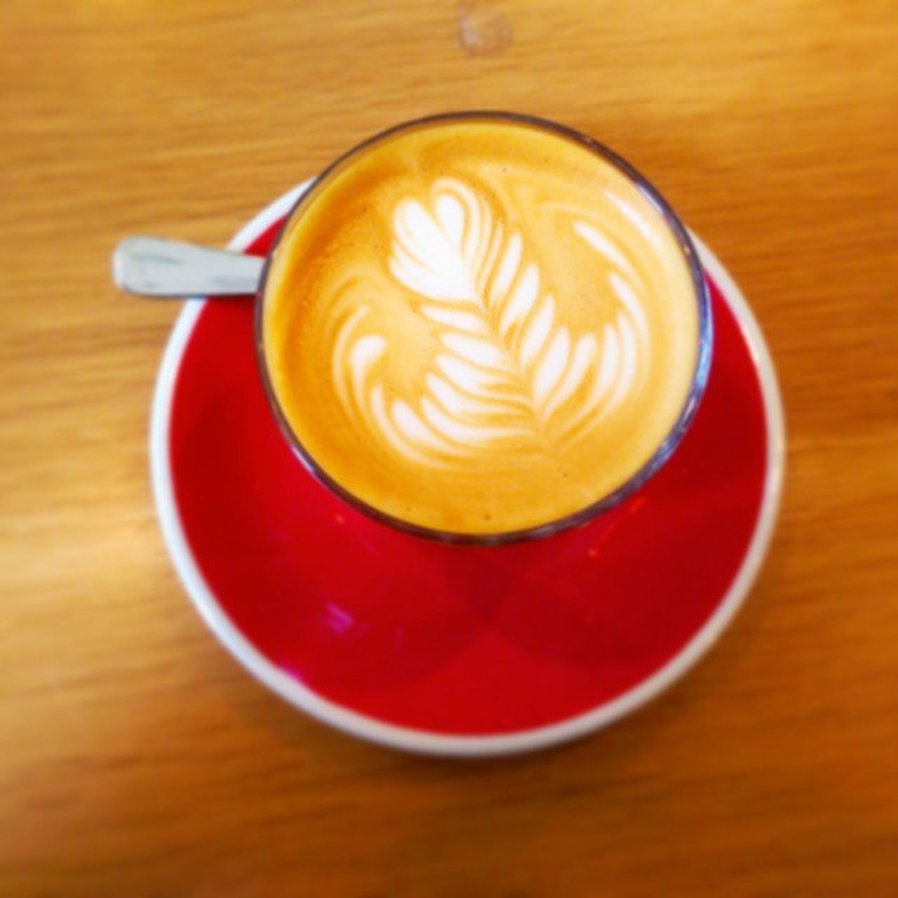 refreshment, frothy drink, drink, coffee cup, food and drink, coffee - drink, froth art, cappuccino, latte, table, no people, directly above, indoors, close-up, day, freshness