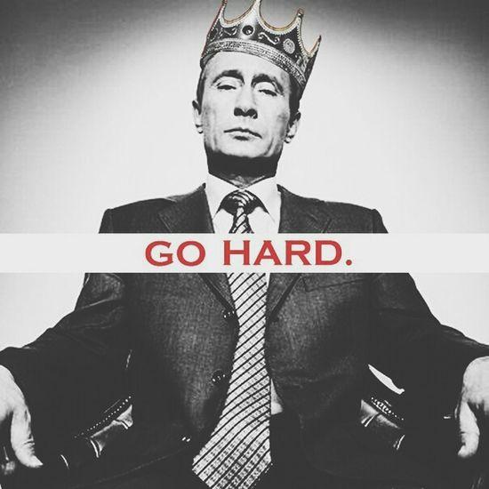 Go-go hard!