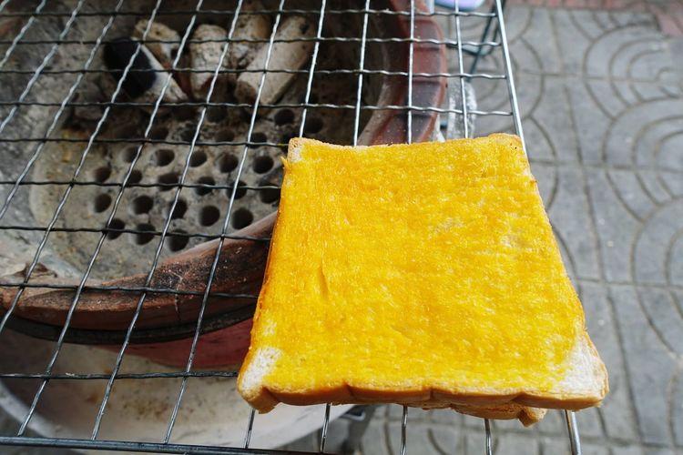 Yellow Drying