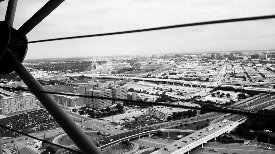 Cityscape No People City Urban Skyline Black & White Dallas, Texas  Been There. Lost In The Landscape Black And White Friday
