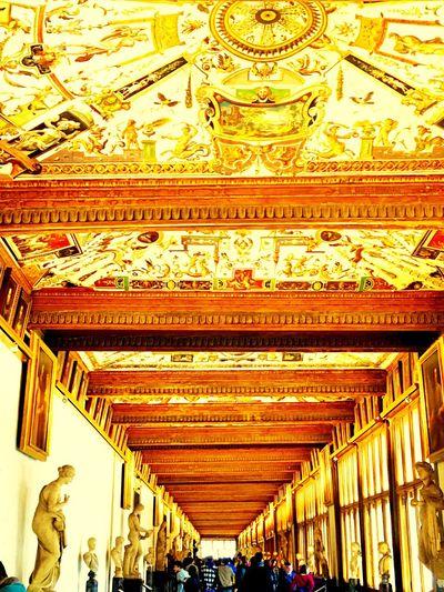 Firenze Firenze Reminiscences Uffizigallery Piazzauffizi
