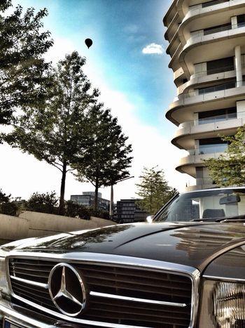 Mercedes Mercedes-Benz R107 Marcopolotower vintagesteel vintage Cars welovehh