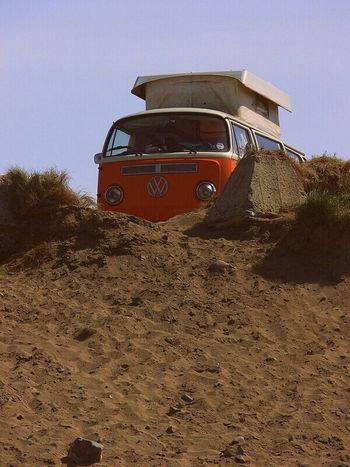 The Great Outdoors - 2015 EyeEm Awards VW Volkswagen Volkswagenbus Beach Summer Vibes Summer2015 Summertime Lazyday