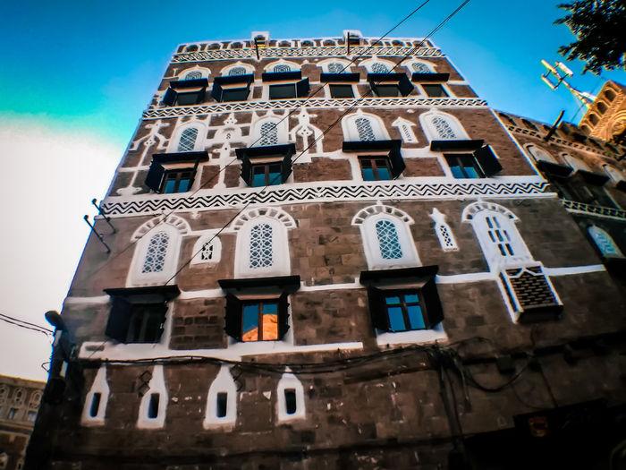 Old Sana'a First Eyeem Photo