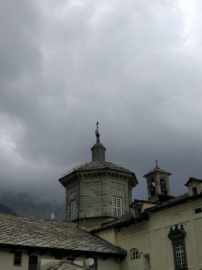 Rainy day, grey