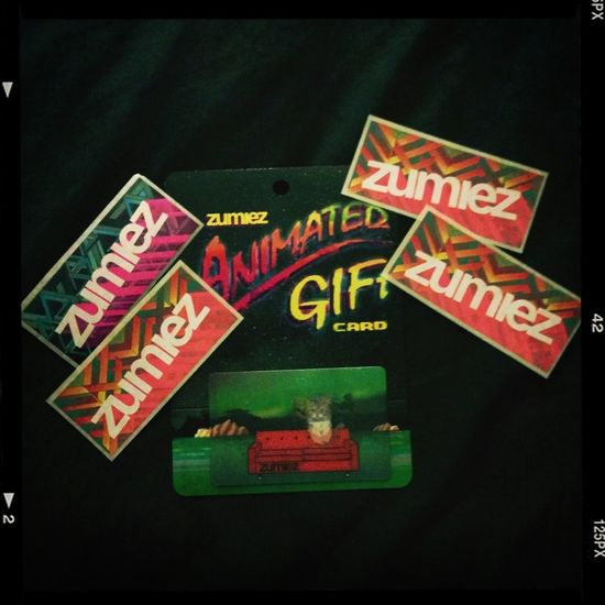 I love my sister. She gave me a zumiez gift card for a Christmas present