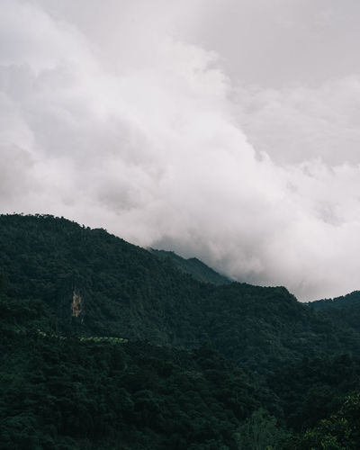 Beauty In Nature Cloud - Sky Day Environment Land Landscape Mountain Mountain Range Nature Non-urban Scene Remote Scenics - Nature Sky Tranquil Scene Tranquility Travel