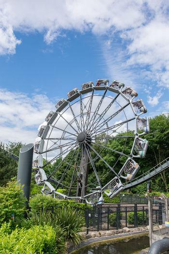 Theme Park Themeparks Taking Photos Nikon Photography Pc_photography Sigma 18-35 F1.8 Sharp Focus Alton AltonTowers Themepark Ride History Rollercoaster Time