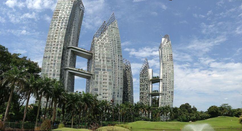 Curved Condominiums