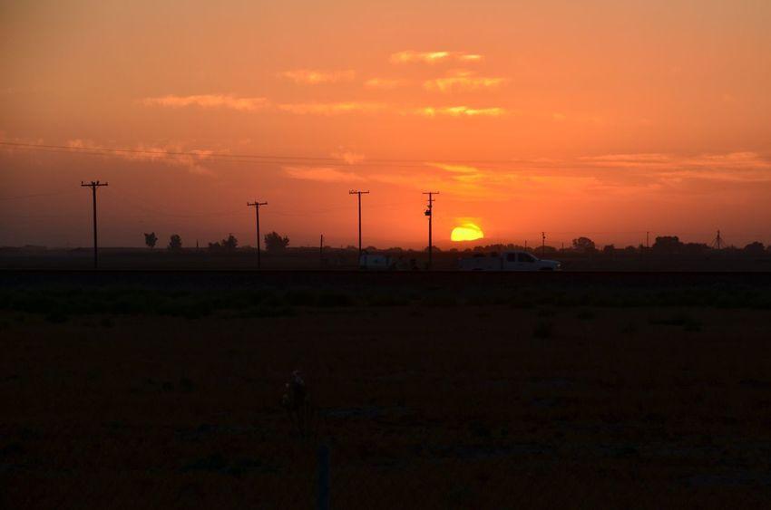 Sky Sun Environment