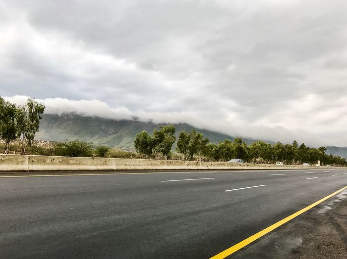 Highway Highwayphotography Clouds And Sky Clouds And Mountains