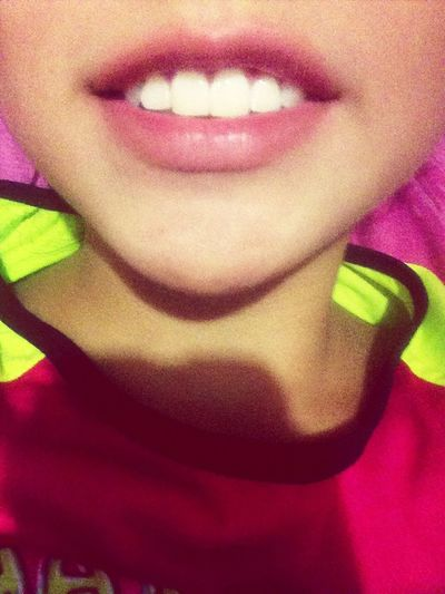 Just Smile  Showing Teeth Sexy Lips Kisses❌⭕❌⭕