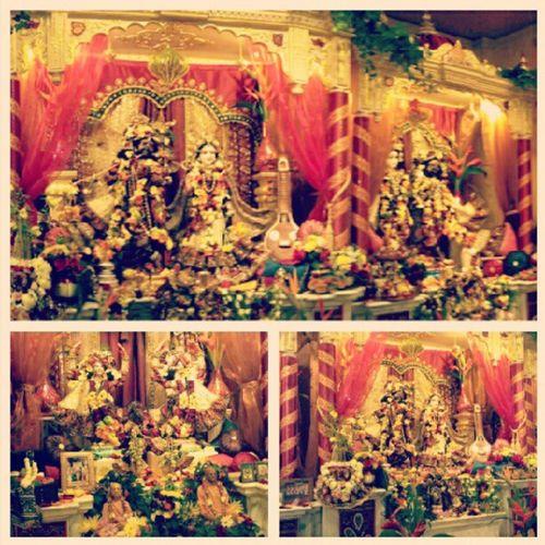 New Raman Reti Deities Harekrsna
