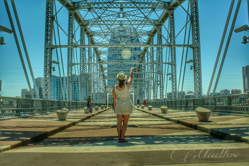 Photo session in Nashville TN Potrait Canon SHELBYPEDESTRIANBRIDGE Hello World EyeEm Best Shots EyeEm Best Shots - Architecture Bridge Streetphotography Madlovphotography Madlovphotos #nashville