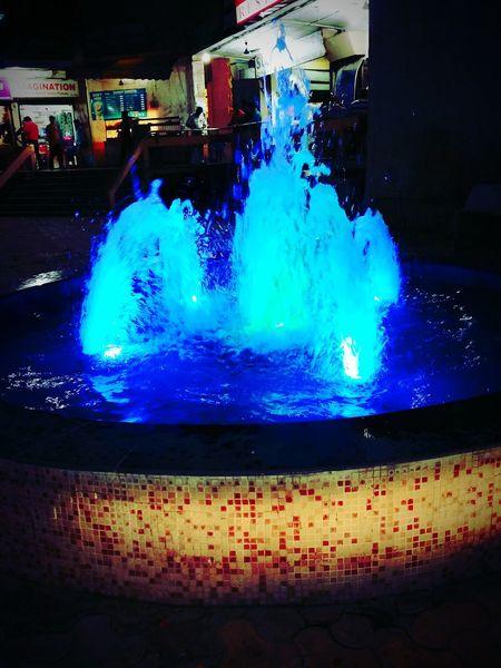Fountain Lights And Shadows Nightphotography Nightshot The Week On EyeEm EyeEmNewHere