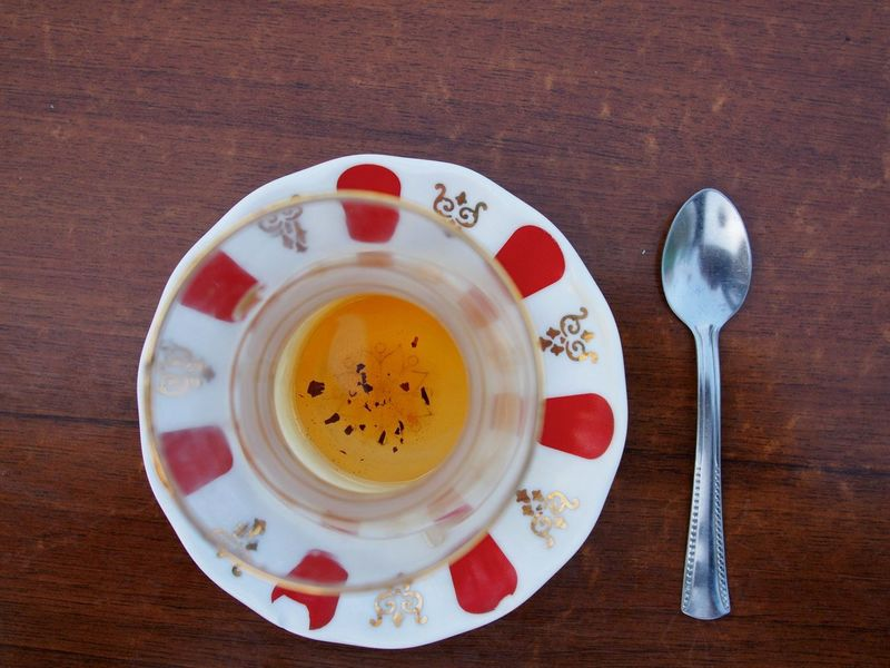 Close-up Day Eating Utensil Food Food And Drink Fork Freshness Healthy Eating Indoors  No People Plate Ready-to-eat Soup Spoon Spoon Table Tea Tea Time Teatime