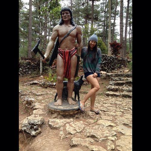 Yung makapiling si Machete ? Baguio Machete Hunk Botanicalgarden tall dark