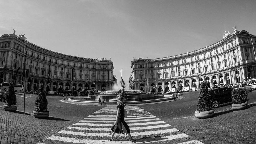 Rome City Sky