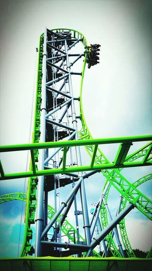 The Monster in Adventure Land