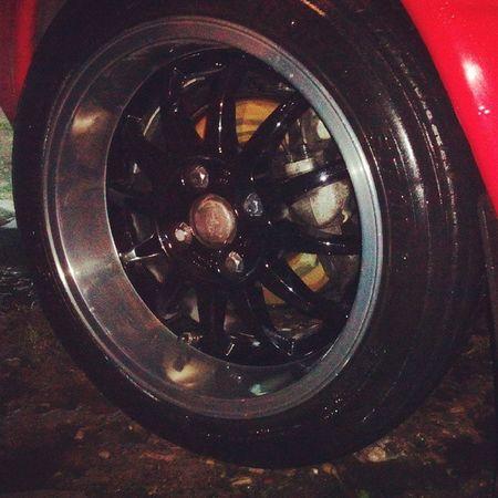 Those rims doe! Wheels Rims Vaz LADA 2106 sport car red black amazing beautiful style tagsforlikes instafollow instalike instacool follow