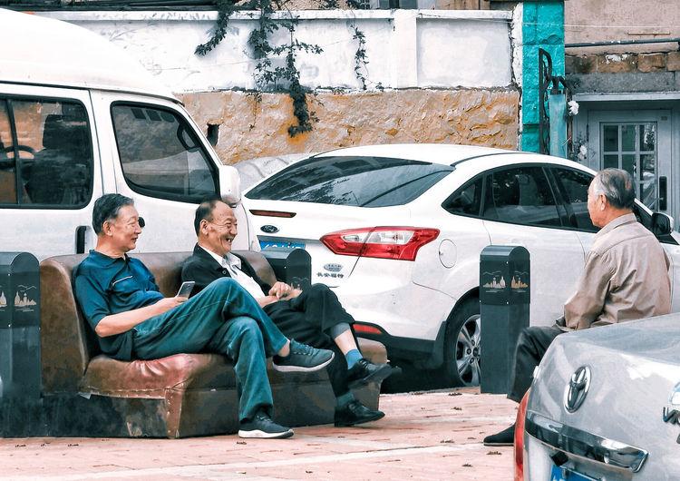 Street Life Old