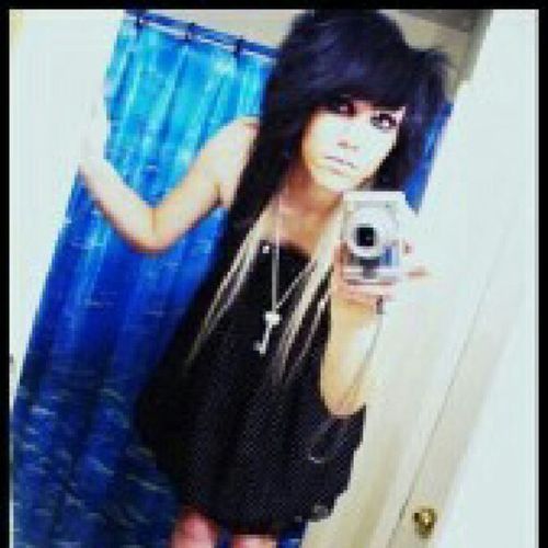 Lmao I use to be a freak. TBT  Scene Lust Gothicroyalty old silly wtf myspace