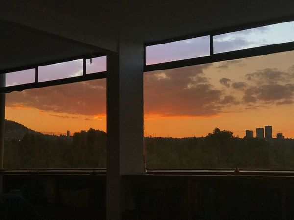 Sunset Sky Cloud - Sky Landscape Sunlight Home Sweet Home Hogar Dulce Hogar.. Nature Hello World Peaceful Hogar Home Beauty In Nature Peace And Quiet Gratitude Life Is Perfect Peace