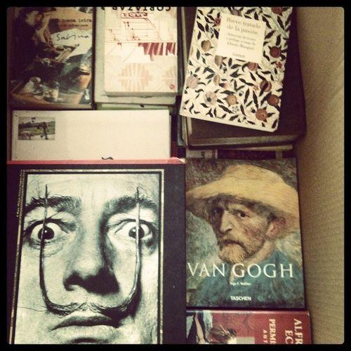 Mis Tesoros Dalí Libros