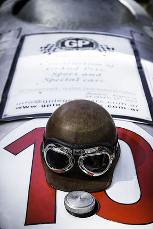 Vintage racing driver helmet with goggles. Copyright Felix Padrosa. www.felixpadrosa.com Antique Close-up Focus On Foreground Goggles Helmet Man Made Object No People Number 10 Number Ten Old Race Car Races Racing Car Retro Styled Still Life Vintage Cars Vintage Race Car