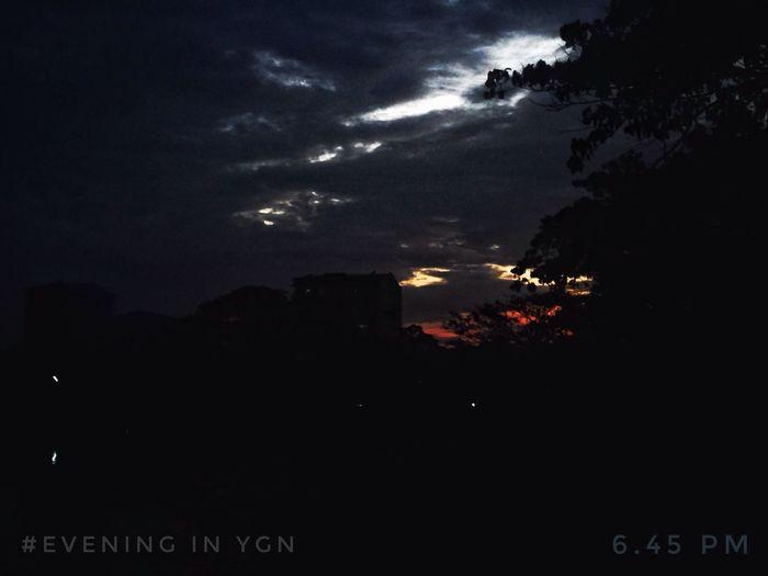 #Dark_Evening