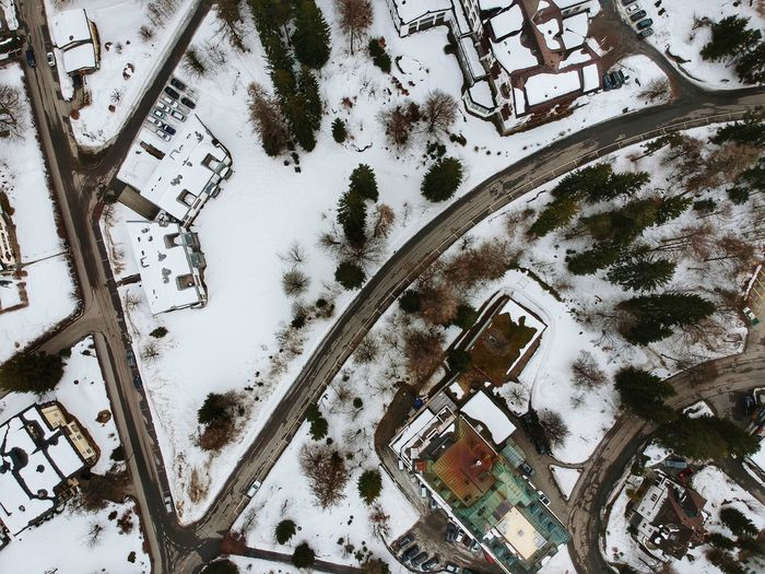 Birdseye view from the village - Flims, Switzerland 2018 White Snow Covered Land White Winter Trees Winter Wonderland Winter Snow Snow ❄ Birdseye View Birdseyeview DJI X Eyeem Dji Spark Dji Backgrounds Indoors  No People Full Frame Close-up Day Go Higher