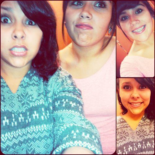 My Bestfriend & I (: