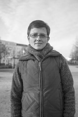 Portrait Marzahn Serie, 2015