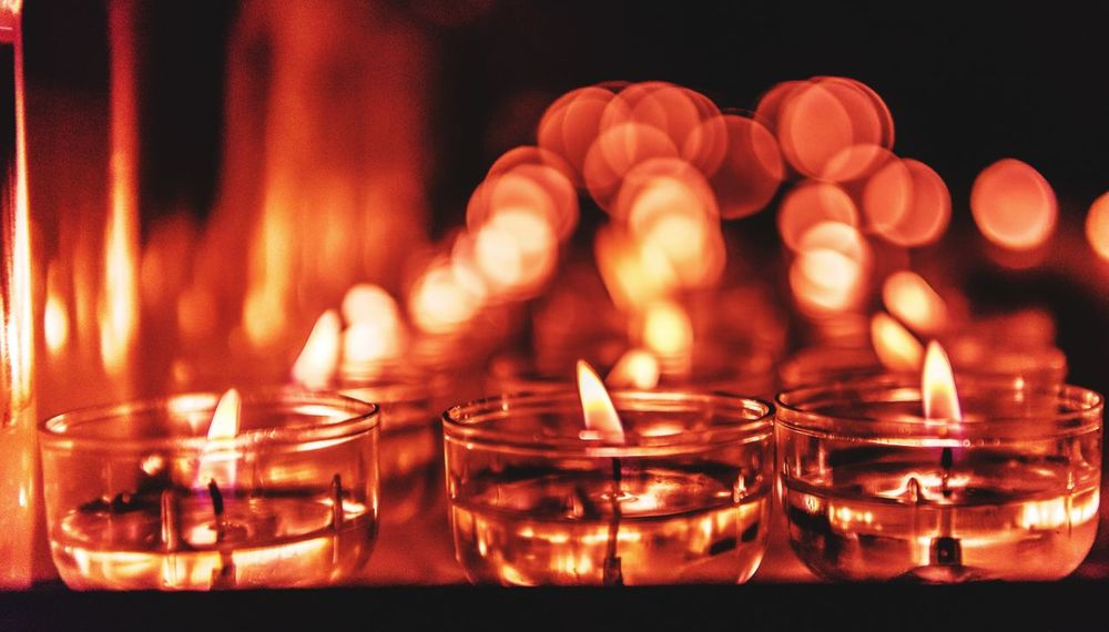 Bokeh Candle Flame Close-up Burning Bokeh Photography Bokeh Light Nikon Nikkor 50mm Nikond750photography Nikond750 Mynikonshot Church Churchcandles Light Candlelight