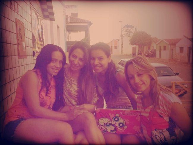 #Calçadinha Com As #Best #Friends