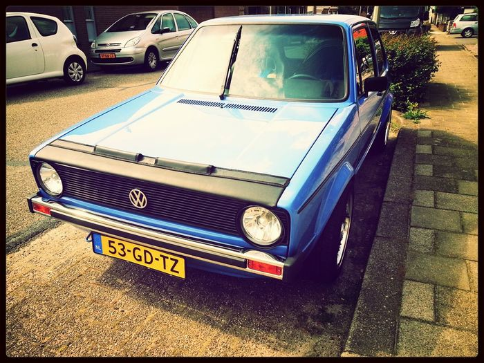 Volkswagen Golf GTI Lowandslow Dutch