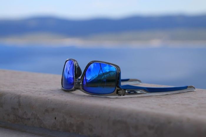 Sunglasses overlooking mountains in Croatia No People Sunglasses Sunglasses :) Sunglasses👓 Sunglasses Reflection Sunglasses ✌👌 Sunglasseseffect Sunglasses ;) Sunglassesarecool Sunglasses Weather! Reflection Reflections Blue Outdoors Oakley Instasummer Sky Focis On Foreground Croatia Croatia ❤ Croatia ♡ Croatia_photography Croatia Full Of Life Croatian Landscape Lens