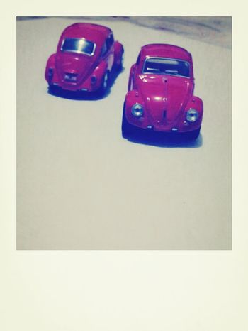 Hi! EyeEm Red Wolswagen