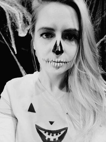 Halloween Pumpkin Halloween Makeup Halloween EyeEm Halloween🎃 Halloweenideas Halloween 2017 First Eyeem Photo
