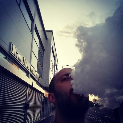 We need some Clouds ... Vape Overdose Whitemistvapours