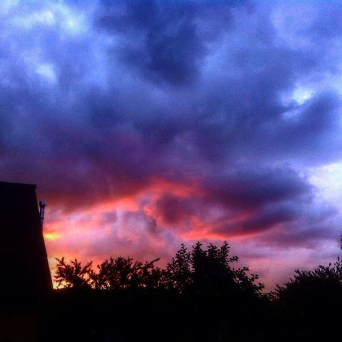 Небо First Eyeem Photo