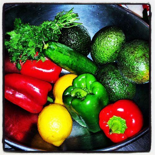Freshness is the answer... Freshvegetables