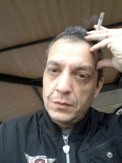 Buongiorno.... Con tanto mal di testa.... Selfie ✌ That's Me Goodmorning Coffee And Cigarettes
