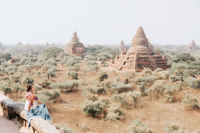 Exploring the many temples of Bagan, Myanmar. Travel Destinations Ancient Old Ruin Archaeology Tourism Spirituality Myanmar Burma Architecture Temple Architecture Southeast Asia Pagoda Travel Photography Burmese Culture Burma Temple Bagan, Myanmar Traveler Place Of Worship Fresh On Market 2018