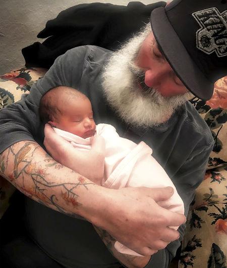 Father Newborn