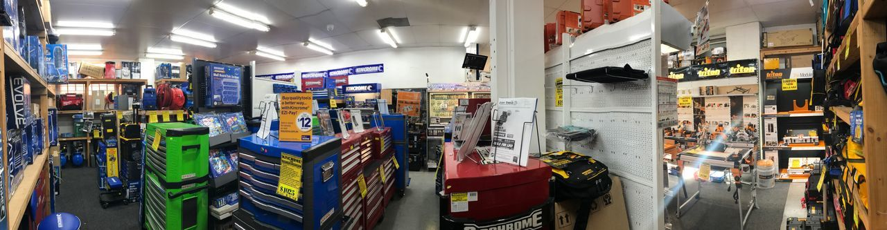 EyeEm Selects Tool Shop Panorama Large Group Of Objects Multi Colored Variation Indoors  No People Built Structure Architecture Day