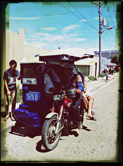 Fili Tricycle