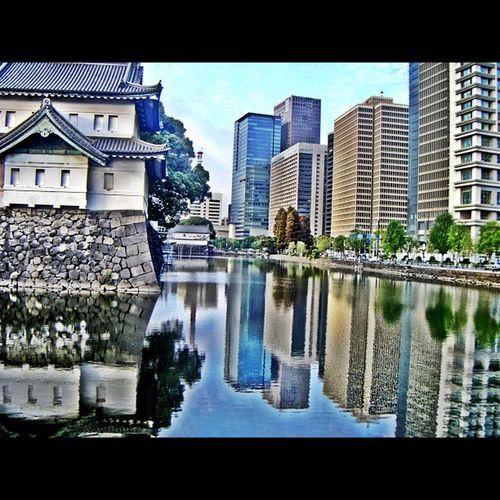 Tokyo Ginza Imperialpalace