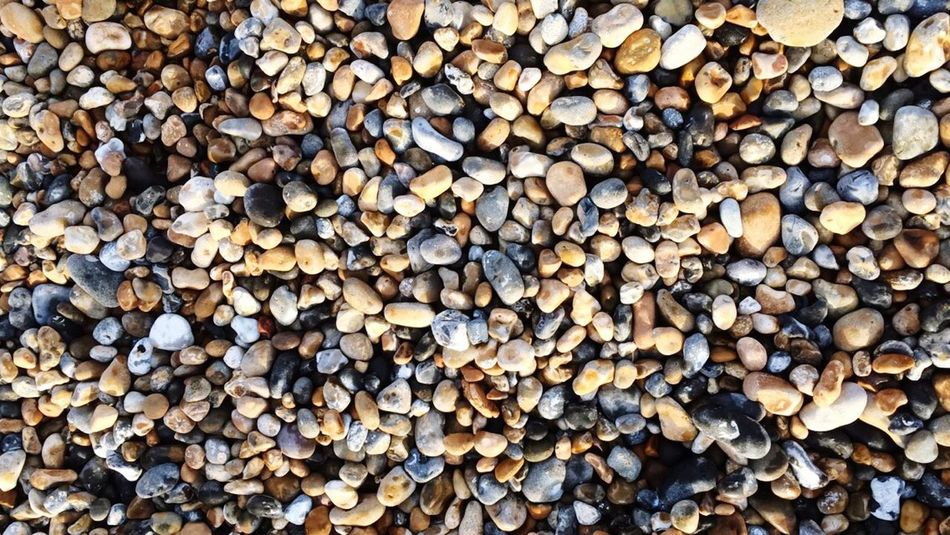 Beach Pebbles Pebble Beach